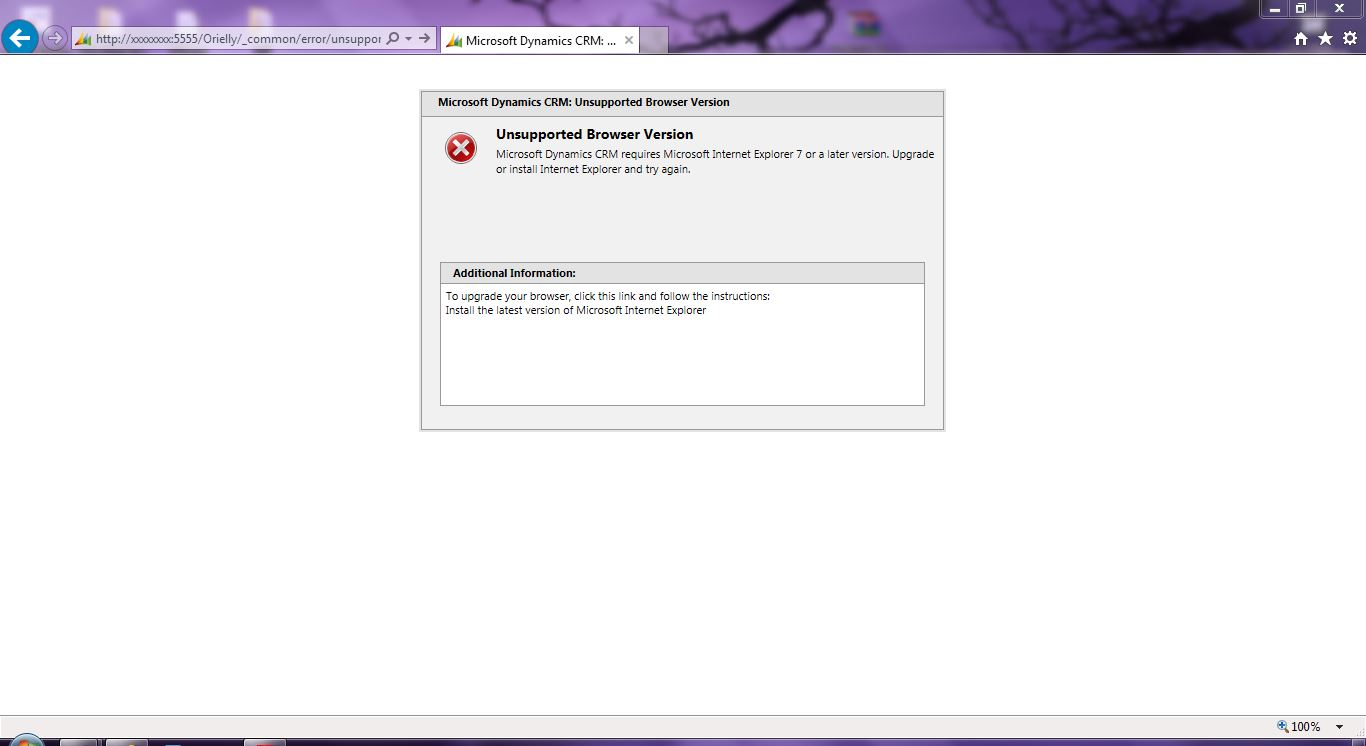 Naveed Akhtar - Microsoft Dynamics CRM 2011 On Internet