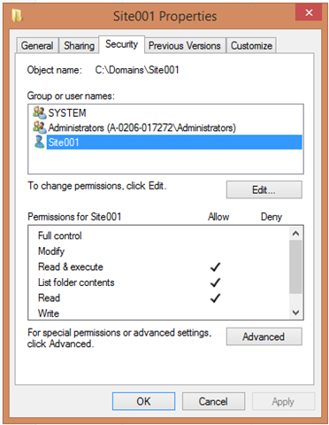 Scott Forsyth's Blog - IIS: Using Windows Authentication