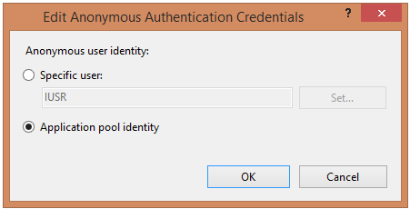Scott Forsyth's Blog - IIS: Using Windows Authentication with