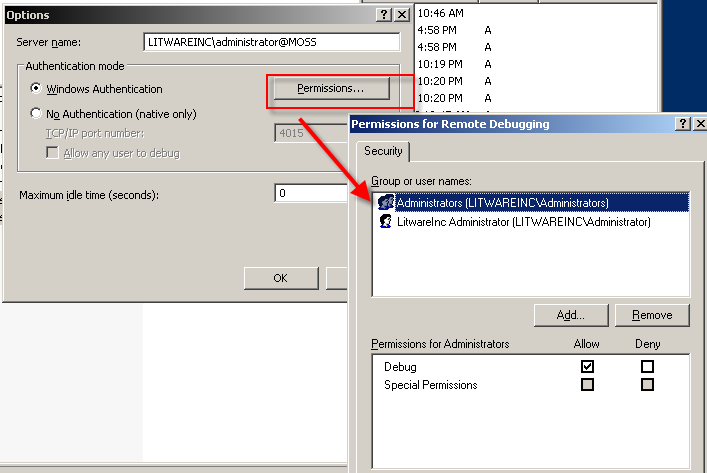Pablo Peralta's Blog - Step by step: How to remote debug