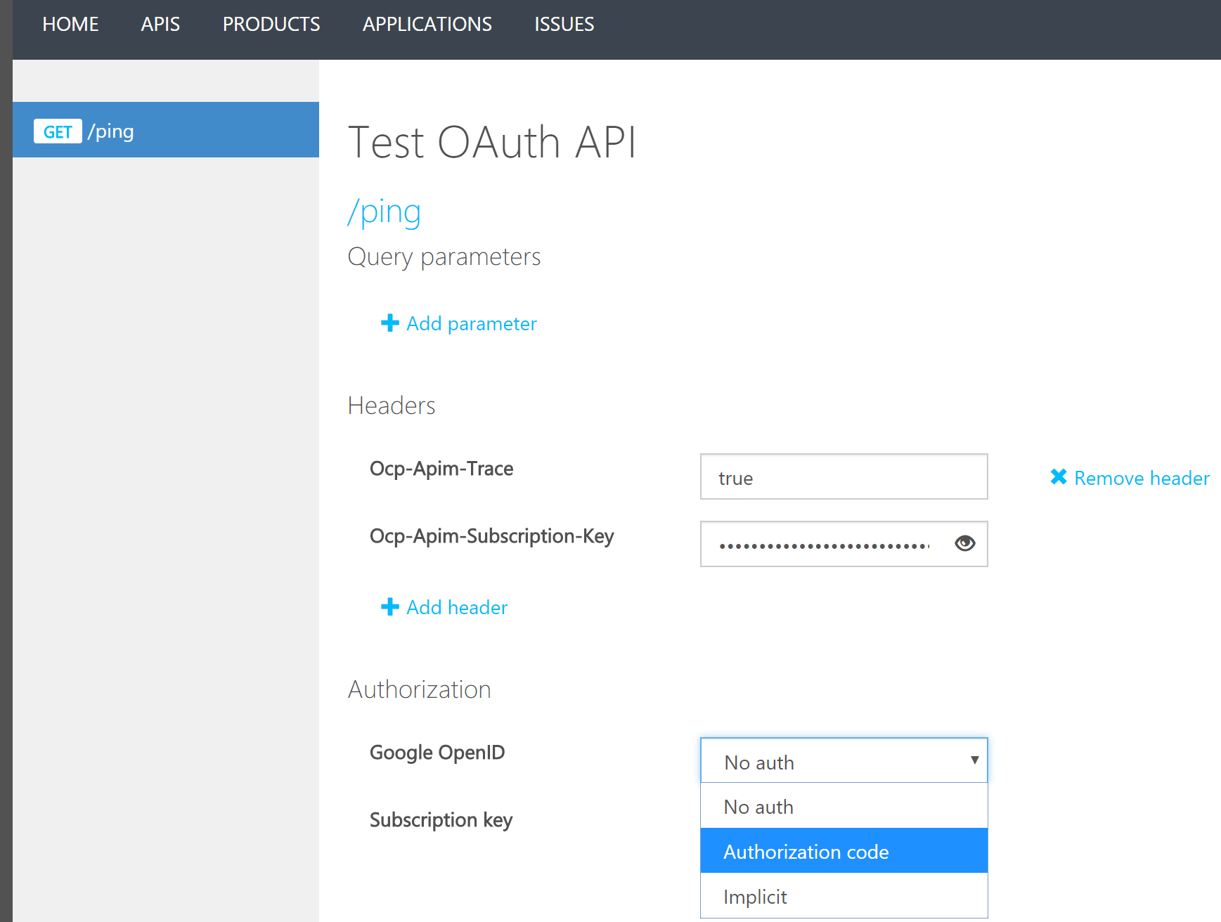 Glavs Blog - Using Google as your identity provider with Azure API