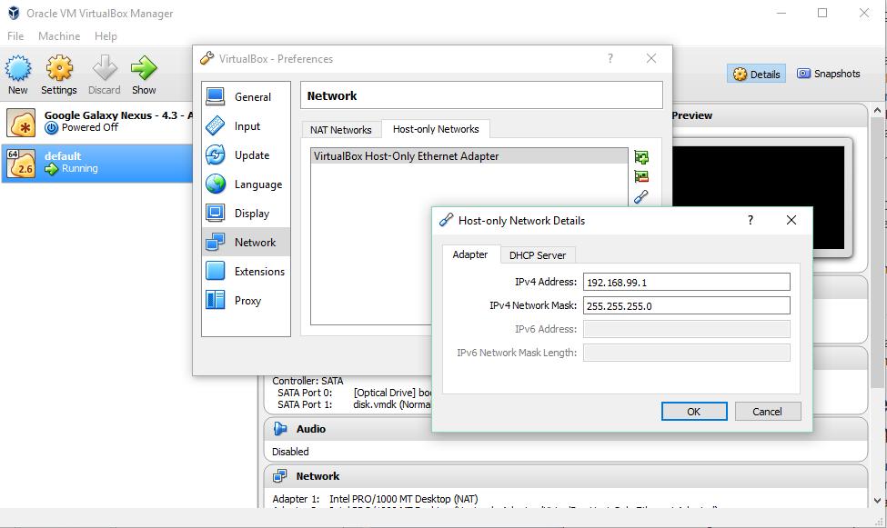 Glavs Blog - Getting Docker running on my windows system