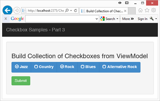 Paul Sheriff's Blog for the Real World - Bind Check Boxes to