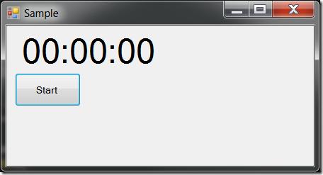 timerform