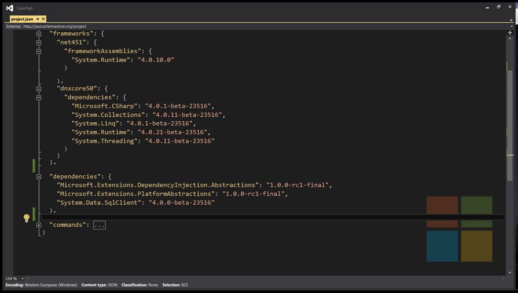 Development With A Dot -  NET Core Console Applications