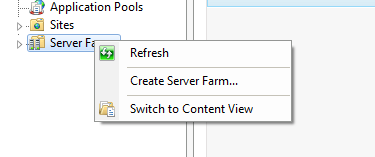 ScottGu's Blog - Introducing the Microsoft Web Farm Framework