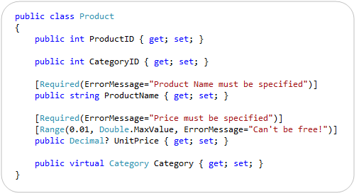 ScottGu's Blog - Announcing Entity Framework Code-First (CTP5 release)