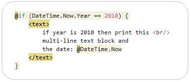 "ScottGu's Blog - Introducing ""Razor"" – a new view engine for ASP NET"