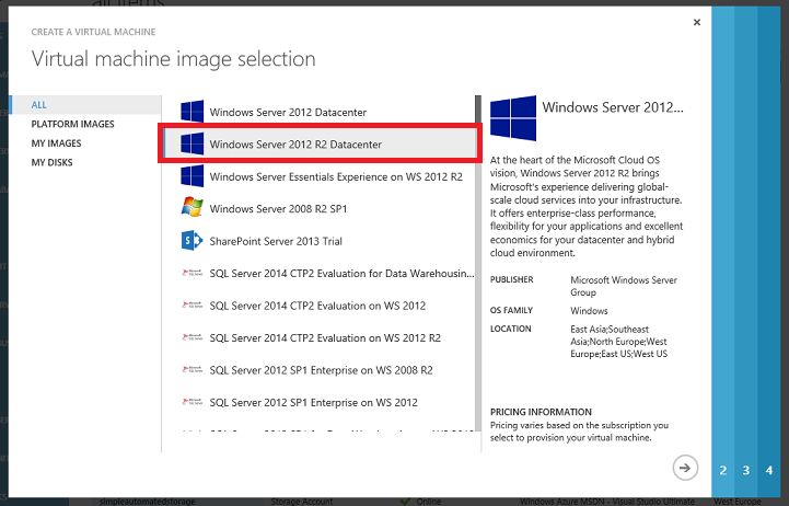 windows server 2012 sp1