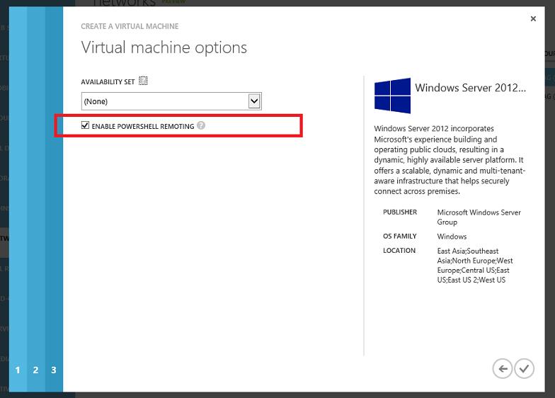 ScottGu's Blog - Windows Azure: Improvements to Virtual