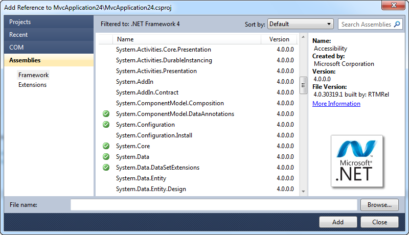 Visual Studio 2010 Productivity Power Tool Extensions