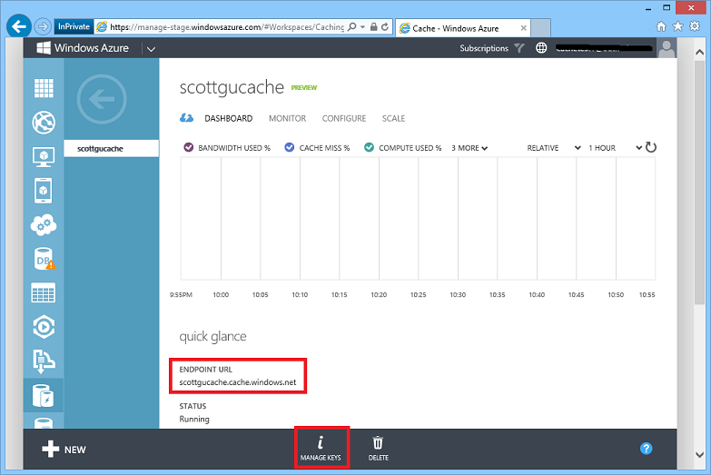 ScottGu's Blog - Windows Azure: New Distributed, Dedicated