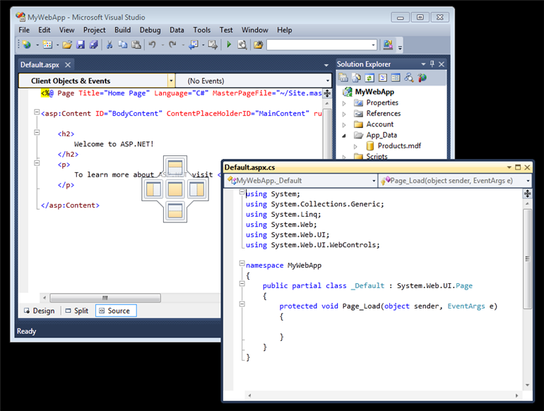 Multi-Monitor Support (VS 2010 and .NET 4 Series)