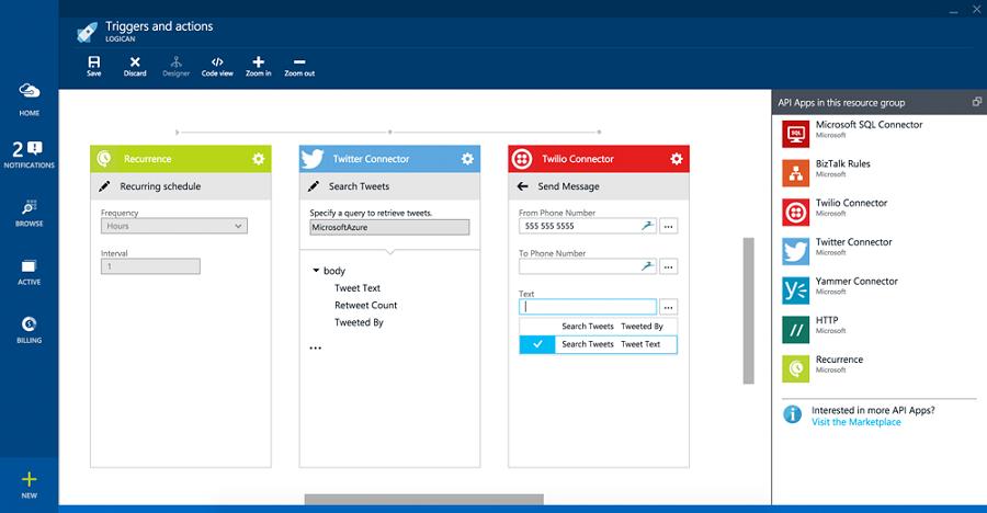ScottGu's Blog - Announcing the new Azure App Service