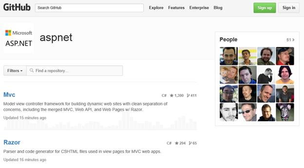 asp.net open source dating website