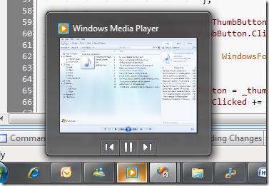 Windows 7 - Media player