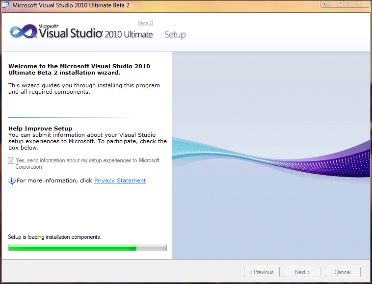 VS 2010 Beta 2