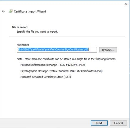 K  G  Sreeju - Create an offline installer for Visual Studio 2017