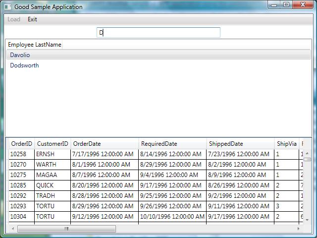 Thomas Lebrun - [WPF] Another sample of WPF application
