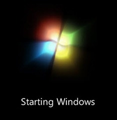 Starting Windows 7