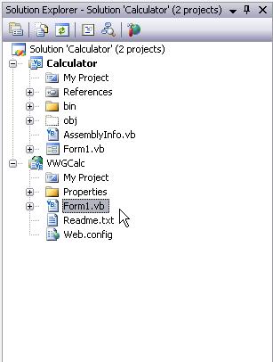 Visual WebGui Blog - How to Migrate a WinForms application