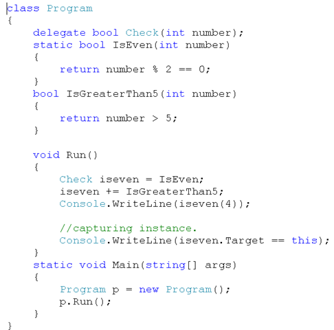 Delegates and events in c# /. Net simplified: c# tutorial.